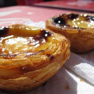 les meilleurs pasteis de nata servis dans nos circuits gastronomiques à lisbonne avec treasures of lisboa