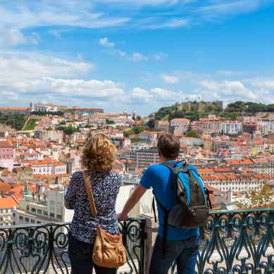 superbes points de vue avec treasures of lisboa food tours