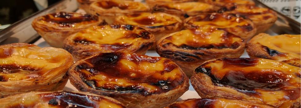 les meilleurs pasteis de nata de lisbonne servis dans nos circuits gastronomiques à lisbonne avec treasures of lisboa